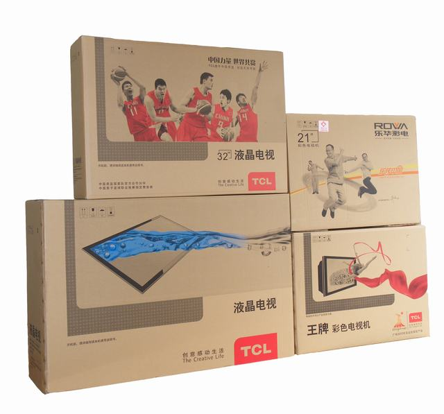 电子行业纸箱